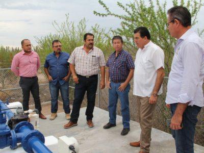 OOMSAPAS La Paz instaló macromedidores en los todos los pozos de agua potable de la ciudad de La Paz