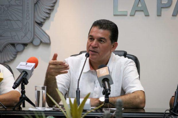 Se iniciarán en La Paz estudios para la desaladora