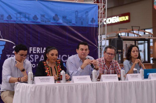 Semana del Agua, 2da Feria de Transparencia.
