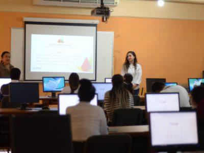 """""""Derecho al Acceso a la información y protección de Datos Personales"""" en  la Escuela Normal Superior"""