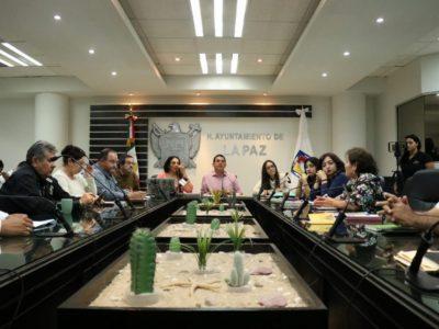 Retoman acciones para mejora la movilidad en La Paz, El PIMUS.