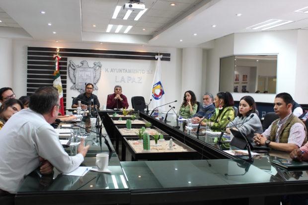 Ante la preocupación por la crisis de agua y energía OSC,s solicitan información sobre los nuevos Proyectos Hoteleros en La Paz.
