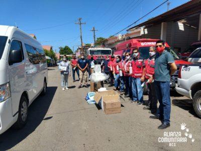 Alianza Comunitaria de Baja California Sur (ACBCS) Lanza Segunda Fase y Presenta Resultados a Tres Meses de su Formación