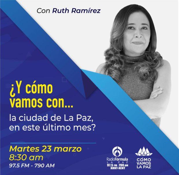 ¿Y cómo vamos con… la ciudad de La Paz, este último mes?