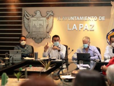 Presentación a la Academia y Organizaciones de la Sociedad Civil del Modelo Integrado de Gestión del Organismo Operador Municipal de Agua Potable y la condición actual de la problemática del agua en La Paz.