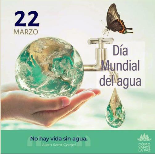 Día MundialDelAgua